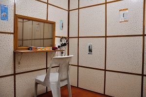 Soundproof Audiometry Room